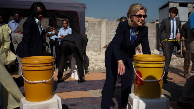 Leaked CDC emails reveal that Clinton and Obama covered-up cholera outbreak in Haiti