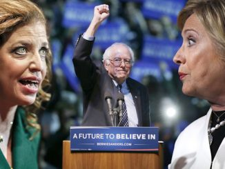 DNC admit they forced Bernie out to Federal Court