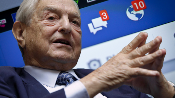 George Soros demands Google, Facebook become exempt from FCC rules