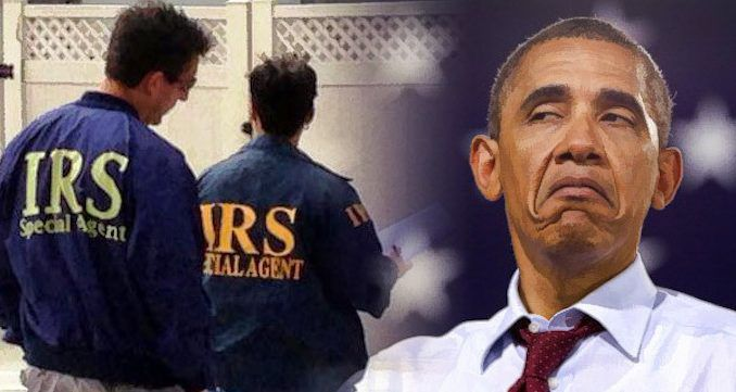 Judicial Watch obtain almost 1000 Obama IRS scandal documents