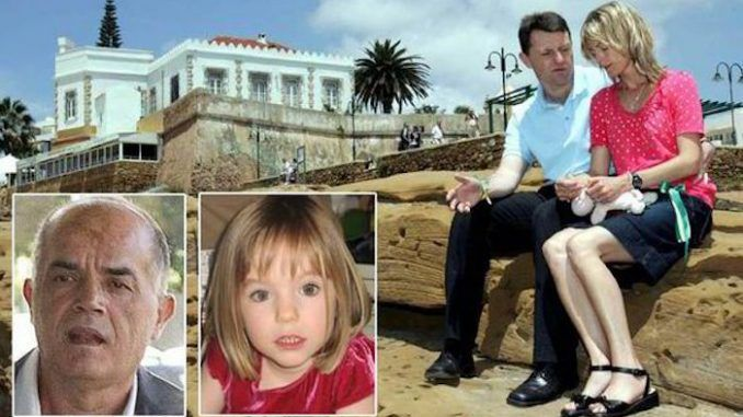 Former police detective claims MI5 helped parents cover-up murder of their daughter Madeleine McCann