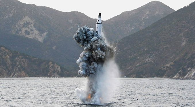 North Korea prepare to attack US missile bases