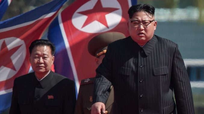North Korea prepare for nuclear strike on Day of the Sun