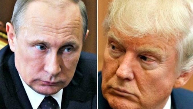 Putin warns Trump that Russia and Iran are gearing up for World War 3