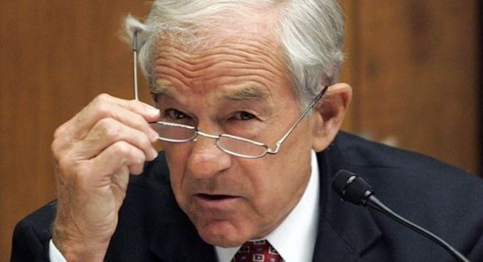 Ron Paul claims Syrian gas attack was a false flag