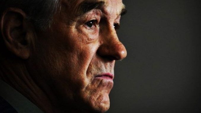 Ron Paul accuses the neocons of running the Trump administration