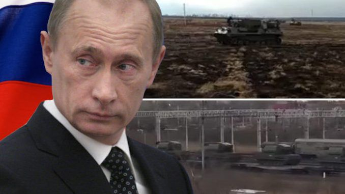Putin deploys military forces to North Korea for WW3 showdown