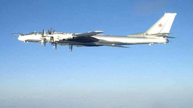 US jets chase Russian bombers away from Alaskan border