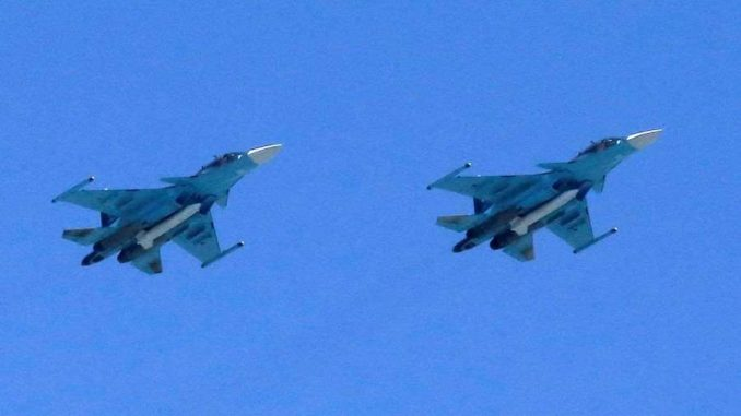 Russian bombers spotted on American border for second time in a week