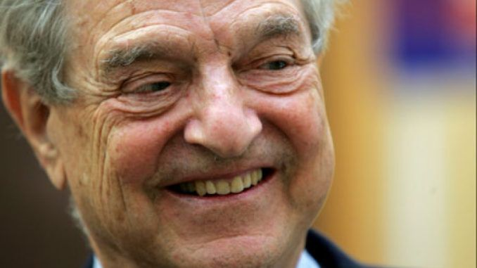 Investigators find George Soros guilty of human trafficking violations and terrorism funding