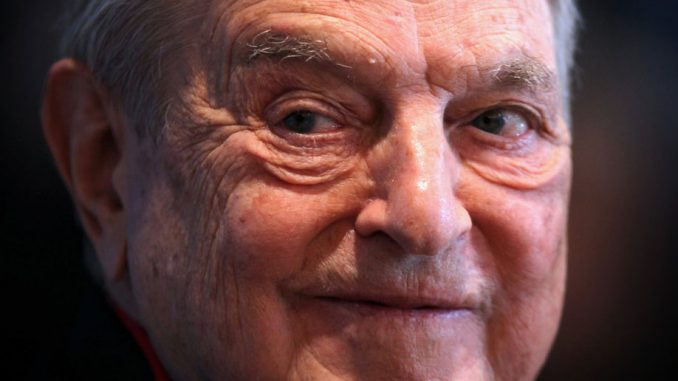 George Soros exposed as main financier behind corporation involved in Russian hacking scandal