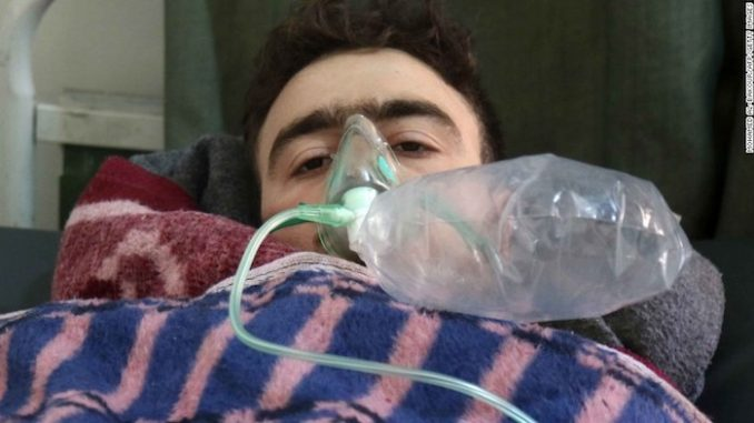 Syria chemical weapons attack exposed as false flag media campaign