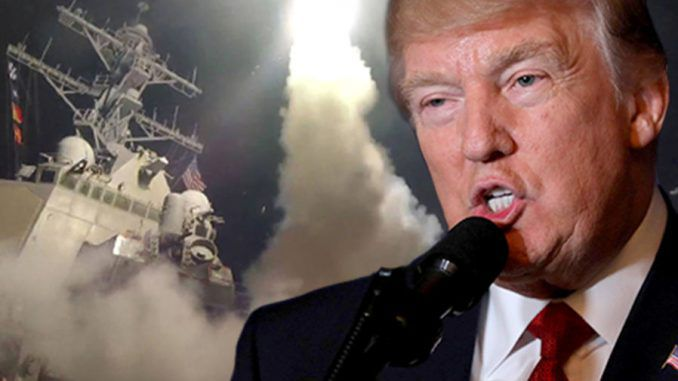 Intelligence officials say Trump's intelligence about Syria is false