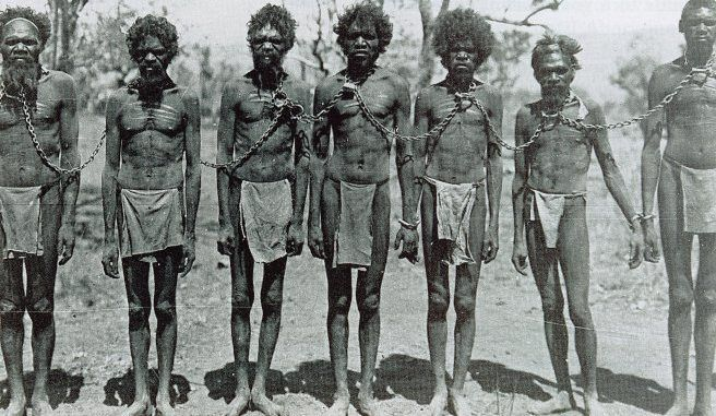 Aboriginal Australian slaves have had their history scrubbed from textbooks, and a culture of Australian slavery denial has gained hold.