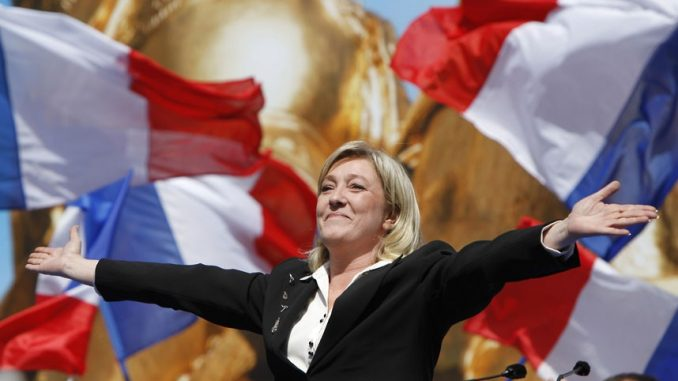 Top analyst who predicted Trump victory bets on Marine Le Pen winning French presidency