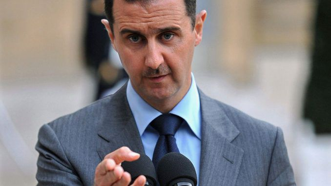 Syria claim chemical weapons originated from ISIS militants in Turkey and Iraq