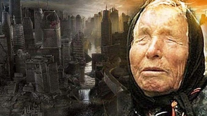Russian prophet Baba Vanga's prediction about Syria foretells of World War 3 this year