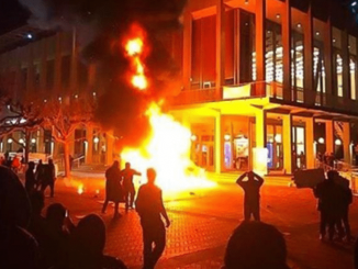 Berkeley rioters linked to pro-pedophilia group