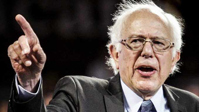 Poll finds Bernie Sanders America's most popular politician