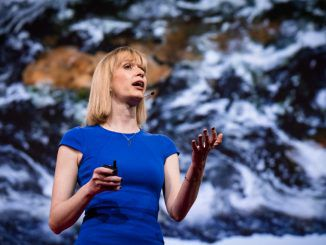 A climate scientist attending the annual TED conference in Vancouver, Canada, has blown the whistle on the dangers of spraying chemtrails in our atmosphere.