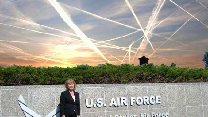 Congress publish evidence that chemtrails do exist