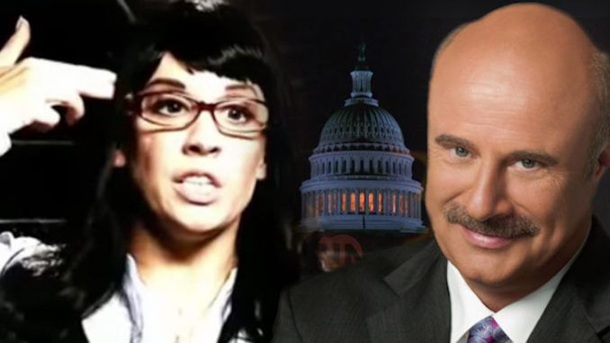 Dr Phil is being punished for exposing the elite pedophile ring on mainstream tv, as powerful people demand the show be taken off air.