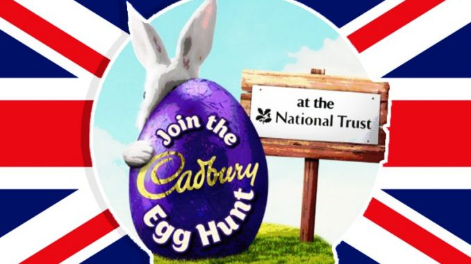 """British Prime Minister Theresa May has slammed the British National Trust for attempting to """"airbrush Christianity from British life"""" after the organization banned use of the word """"Easter""""."""