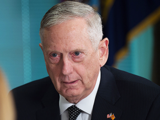General Mattis has ordered an update on US nuclear systems after learning that some of the systems still use floppy disks.