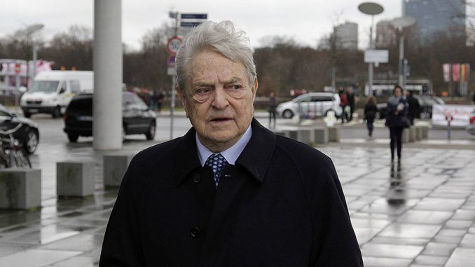George Soros accused of masterminding shadow government in new lawsuit