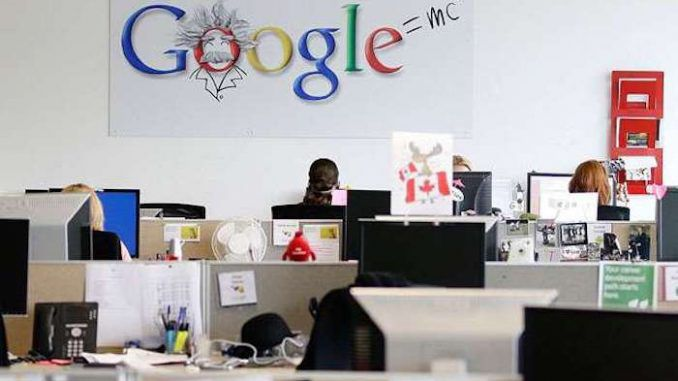 Google contractors told to remove alternative media websites from search engine