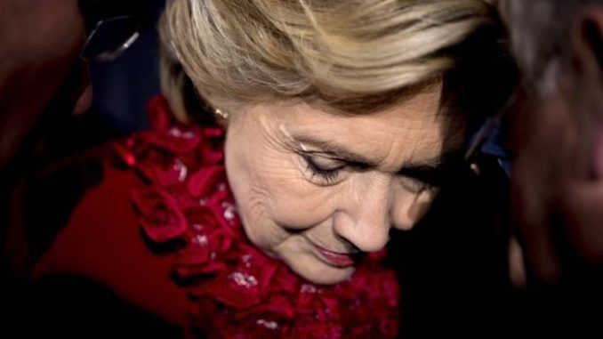 Hillary Clinton has promised she will never, ever run for elected office again, sparking wild celebrations across the country as Americans embrace the reality of a post-Clinton future.