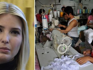 Ivanka Trump accused of hiring $1 Chinese slaves to make her clothing line