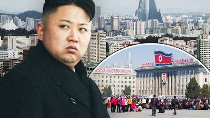Kim Jong-un has ordered a mass evacuation of North Korea's capital city, with 25 percent of Pyongyang residents forced to leave the city.