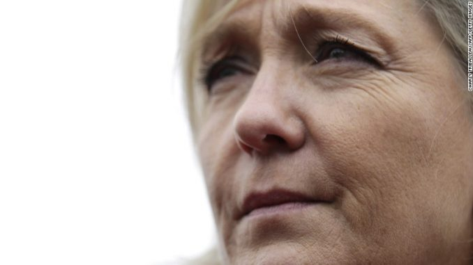 Israel slams Marine Le Pen over comments made about the Holocaust