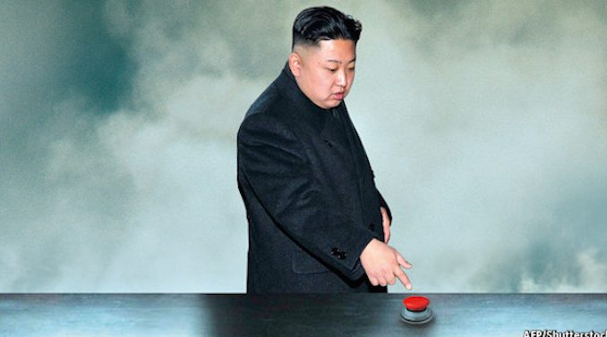 North Korea prepare for preemptive nuclear strikes against the United States