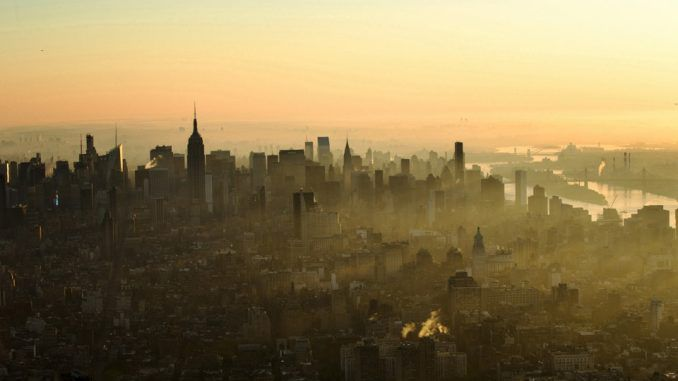 US government to simulate nuclear blast over Manhattan as part of Operation Gotham