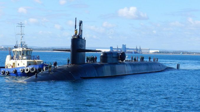 Trump deploys nuclear sub to North Korea to deal with Kim Jong-un