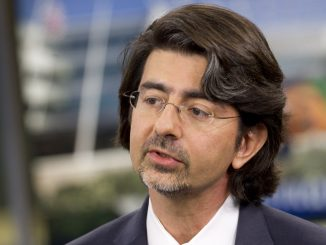 "Pierre Omidyar wants to influence your thoughts and beliefs with internet censorship to ""reestablish trust in government and institutions."""