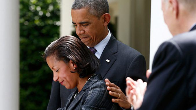 Obama national security advisor Susan Rice requested unmasking of Trump team