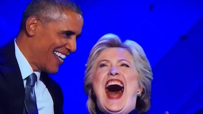 Obama shared top-secret intelligence with Hillary during the 2016 Presidential race