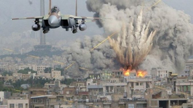 Pentagon admit they've killed hundreds of civilians in Syria