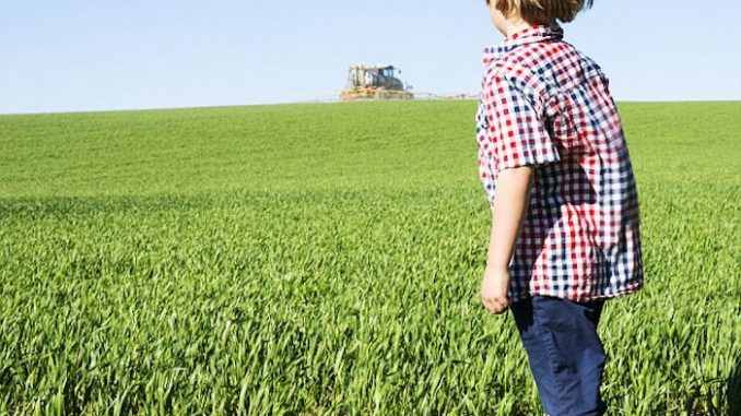 Study shows that pesticides leads to early puberty in children