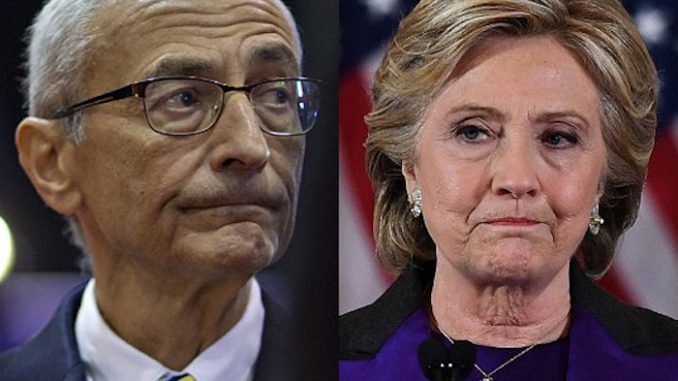 John Podesta has pleaded with the DoJ for immunity before testifying against Hillary Clinton over the incriminating contents of leaked emails.