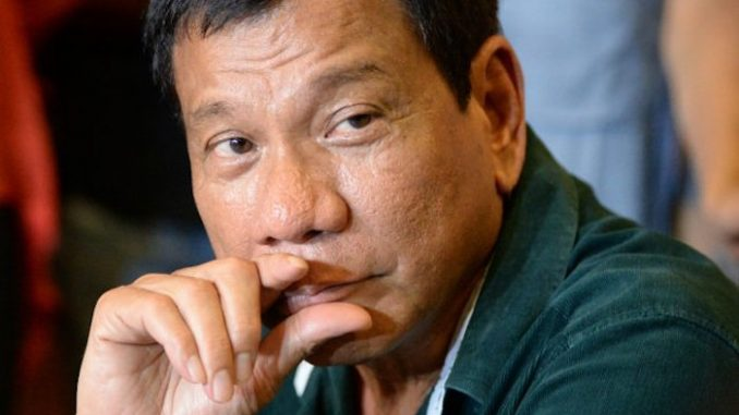 President Duterte has vowed to kick Rothschild banks out of the Philippines as he targets financial corruption.