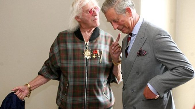 Disturbing documents revealing close ties between Prince Charles and an elite pedophile network including prolific pedophile Sir Jimmy Savile have been released under the Freedom of Information Act.