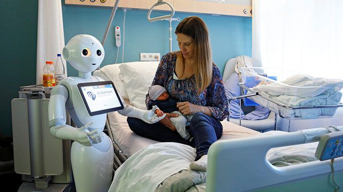 Technologist predicts 50% of global workforce will be replaced by robots in the near future