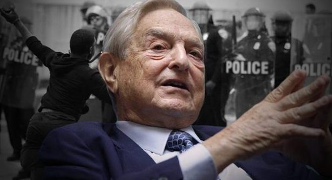 George Soros is directly funding these 187 groups in his attempt at destroying America and ushering in the New World Order.