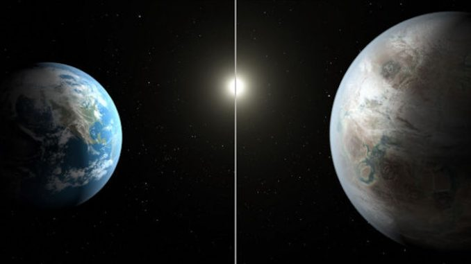 Astronomers say super-Earth could be inhabited by aliens