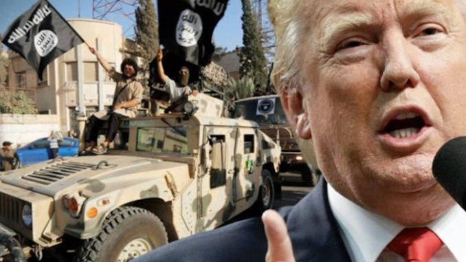 Russia claim that most terrorists are created by the USA government