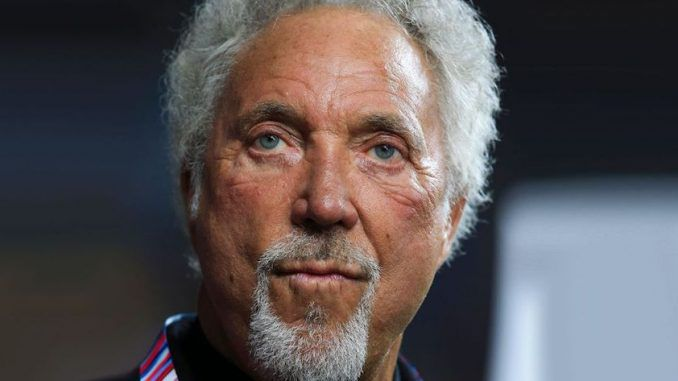 British pop star Sir Tom Jones is being investigated by police over the alleged rape of a 14-year-old girl.